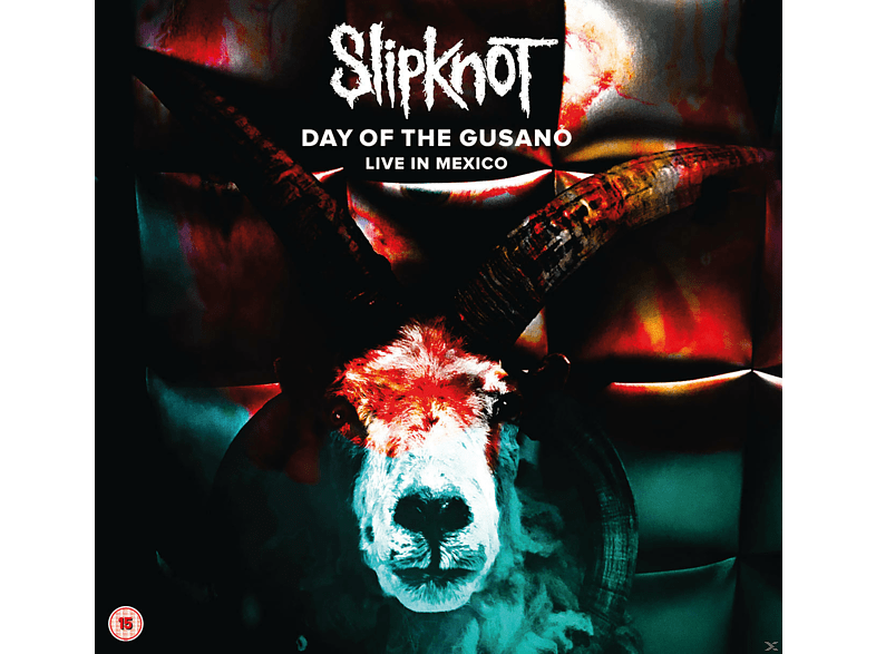 Slipknot - Day Of The Gusano-Live In Mexico (Ltd.3LP+DVD) [LP + DVD Video]