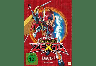 Yu-Gi-Oh! Zexal - Staffel 3.1 (Episoden 99-123) (5 Disc Set) DVD