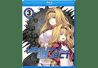 Heavy Object - Vol 3 (Episoden 13-18) Blu-ray