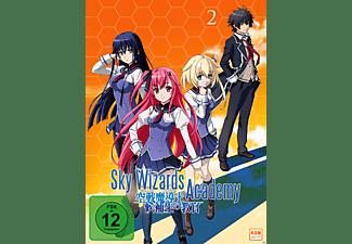Sky Wizards Academy - Vol 2 (Episoden 7-12+OVA) DVD