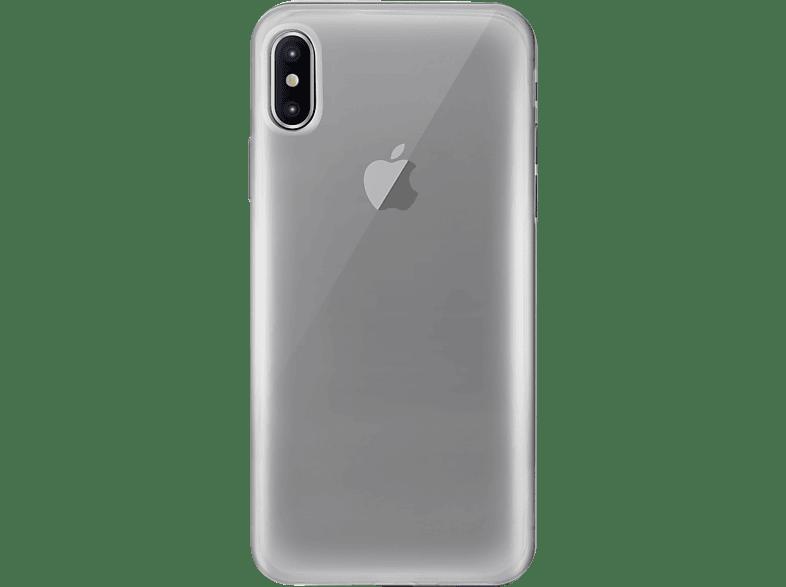 "PURO ""Plasma"" Cover , Backcover, Apple, iPhone X, Transparent"
