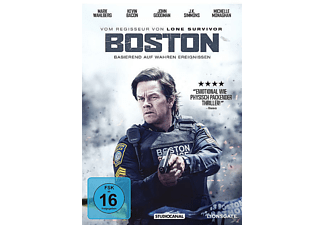 Boston DVD (Deutsch)