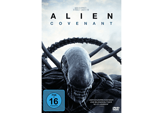 Alien Covenant Science Fiction DVD