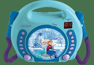 LEXIBOOK Karaoke CD-Player Disney Frozen RCDK100