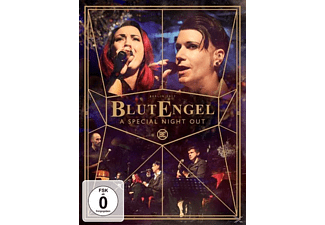 Blutengel - A Special Night Out-Live & Acoustic (Ltd.CD+DVD)  - (CD + DVD Video)