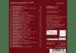 Ulf Bästlein - Ich Blick In Mein Herz Und Ich Blick In Die Welt  - (CD)