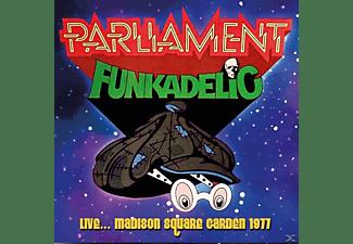 Parliament-Funkadelic - Live...Madison Square Garden 1977  - (CD)
