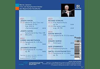 Chor Und Symphonieorchester Des Bayerischen Rundfunks - Mariss Jansons - Portrait  - (CD)