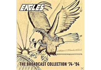 Eagles - Broadcast Collection '74-'94  - (CD)
