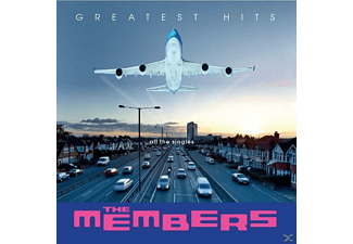 Members - Greatest Hits-All The Singles (Vinyl)  - (Vinyl)