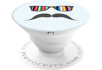 POPSOCKETS MUSTACHE RAINBOW Phone Grip & Stand, mehrfarbig