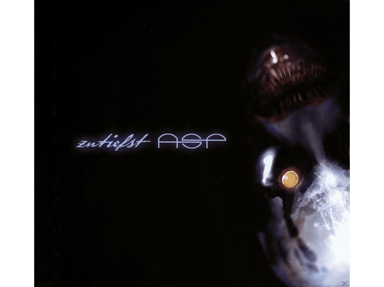 ASP - Zutiefst (Lim.2CD Earbook Edition) [CD]