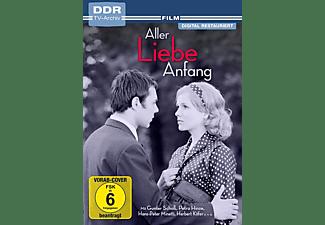 Aller Liebe Anfang DVD