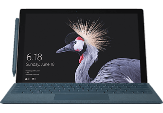 MICROSOFT Surface Pro, Convertible mit 12,3 Zoll Display, Core™ i5 Prozessor, 8 GB RAM, 256 GB SSD, Intel® HD-Grafik 620, Silber