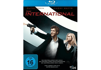 The International - (Blu-ray)