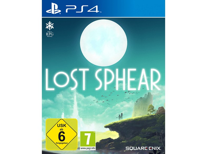 PS4 Lost Sphear [PlayStation 4]