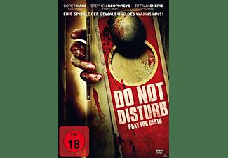 Do not Disturb - Pray For Death DVD