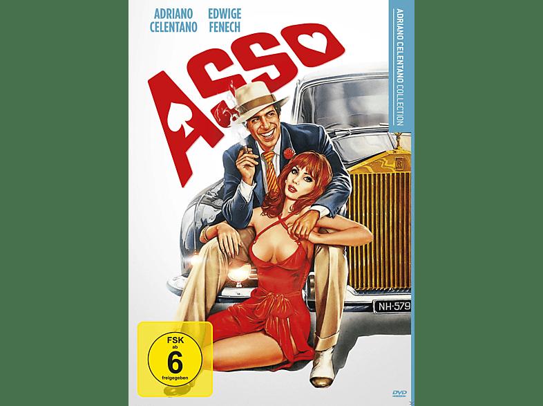 Asso - Ein himmlischer Spieler [DVD]