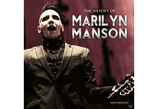 Marilyn Manson - The Histroy of  - (CD)