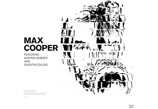 Max Cooper, Kathrin Deboer, Quentin Collins - Tileyard Improvisations Vol.1 - (LP + Download)