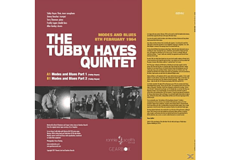 Tubby Hayes Quintet - Modes and Blues: Live at Ronnie Scott?s,08.02.1964  - (LP + Download)