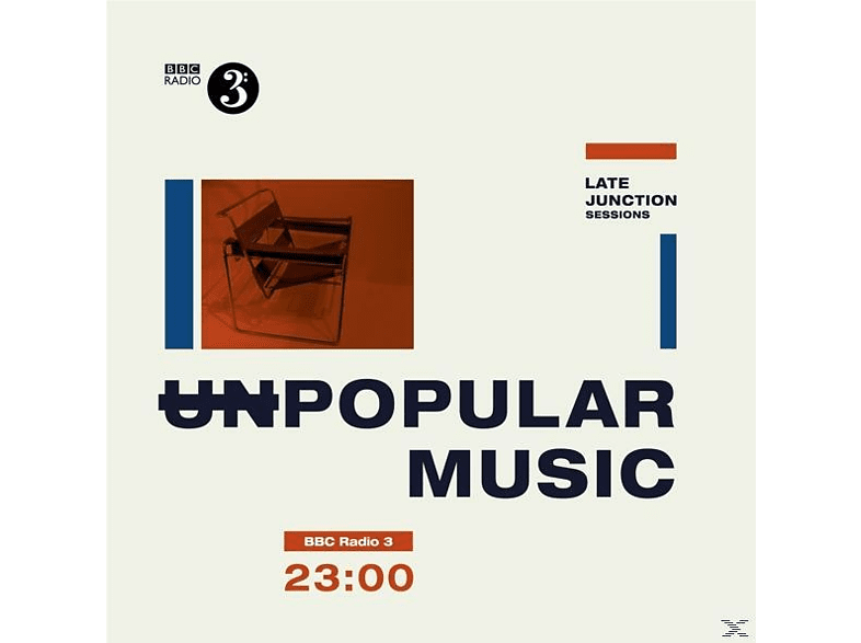 VARIOUS - The BBC Late Junction Sessions: Unpopular Music [LP + Download]