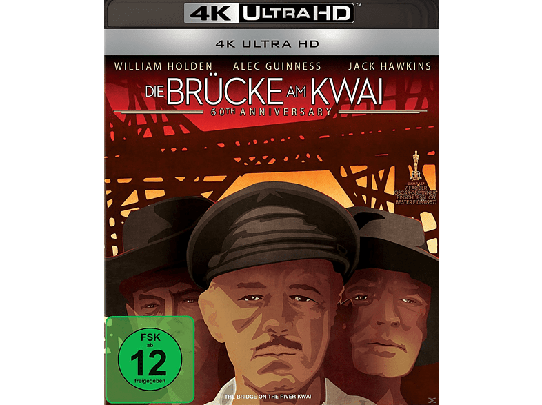 Die Brücke am Kwai [4K Ultra HD Blu-ray]