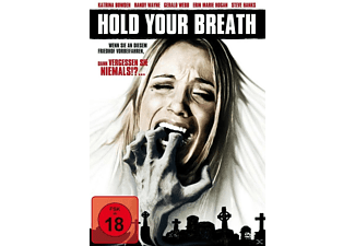 Hold Your Breath DVD