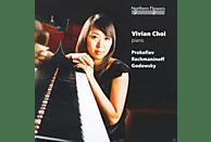 Vivian,  Choi - Four pieces from the Ballet Cinderella [CD]