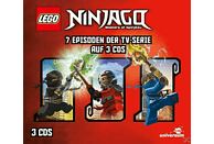 VARIOUS - LEGO Ninjago Hörspielbox 4 - (CD)