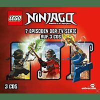 VARIOUS - LEGO Ninjago Hörspielbox 4 - [CD]