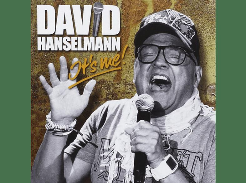 David Hanselmann - It's me! [CD]