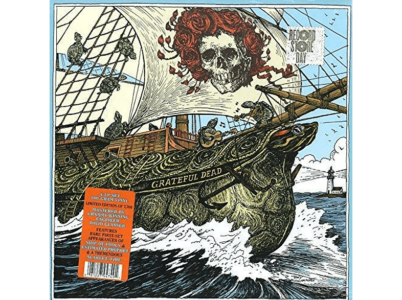Grateful Dead - CAPITAL THEATRE, PASSAIC NJ 4/ [Vinyl]