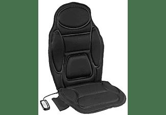 Masajeador de espalda - Medisana 88935 MCH, 5 motores de vibración, 3 intensidades, Negro