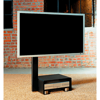 WISSMANN Move ART125 mit Rollen TV-Halter