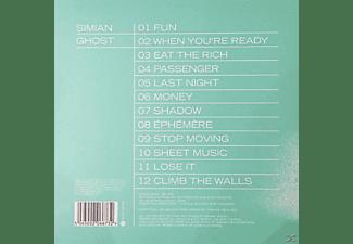 Simian Ghost - Simian Ghost  - (Vinyl)