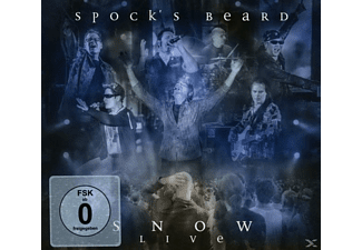 Spocks's Beard - Snow-LIVE  - (CD)