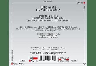 Choeurs Et Orchestre De Paris - Les Saltimbanques  - (CD)