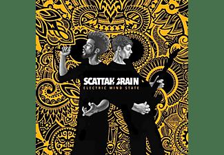Scattah Brain - Electric Mind State (LP)  - (Vinyl)