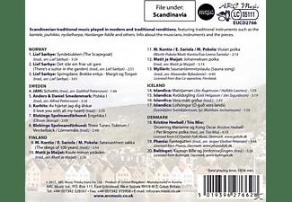 VARIOUS - Music Of Scandinavia  - (CD)