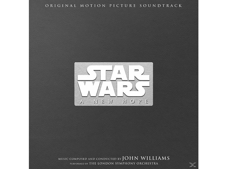 John Williams, London Symphony Orchestra - Star Wars: A New Hope-40th Anniversary Box Set [Vinyl]