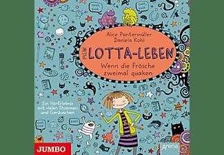 Katinka/various Kultscher - Mein Lotta-Leben (13).Wenn Die Frösche Zweimal Qua  - (CD)