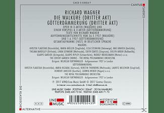Royal Philharmonic Orchestra, Covent Garden Chorus - Die Walküre/Götterdämmerung (Dritter Akt)  - (CD)