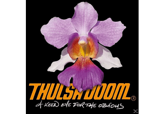 Thulsa Doom - A Keen Eye For The Obvious - (CD)