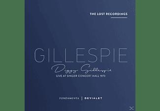 Dizzy Gillespie - Live At Singer Concert Hall 1973  - (CD)