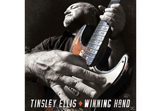 Tinsley Ellis - Winning Hand  - (CD)
