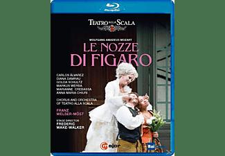 Welser-Möst/Alvarez/ - Le Nozze di Figaro  - (Blu-ray)
