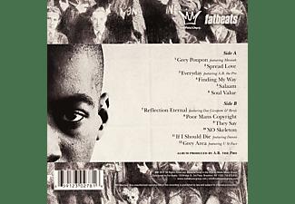 Uptown Xo - Colour De Grey  - (Vinyl)