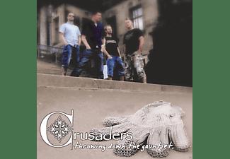 The Crusaders - Throwing Down the Gauntlet  - (CD)