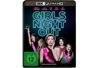 Girls´ Night Out - (4K Ultra HD Blu-ray + Blu-ray)